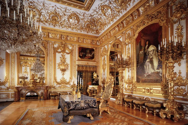 экскурсия по Версальскому дворцу, Франция