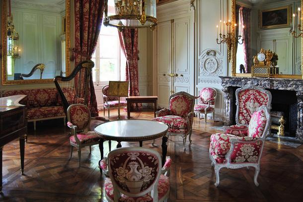 Версальский дворец, Версаль