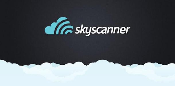лого Skyscanner