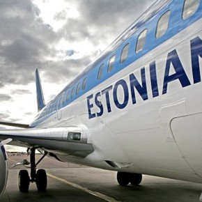 Акция от Estonian Air ко Дню Святого Валентина