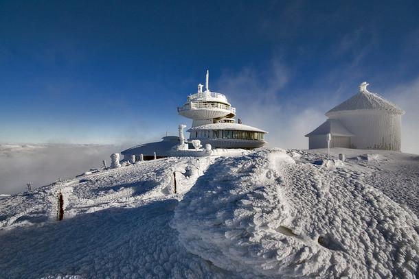 Гора Снежка, Крконоше, Чехия