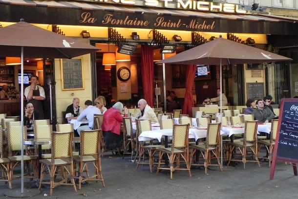 Латинский квартал – уютнейший уголок Парижа