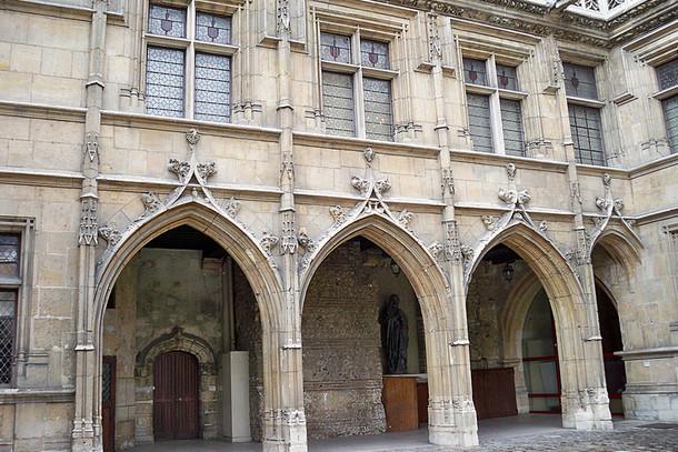 Латинский квартал, Музей средневековья, Париж