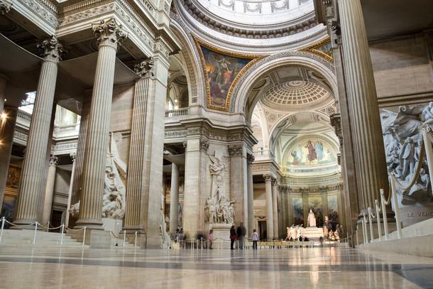 Латинский квартал, Пантеон, Париж