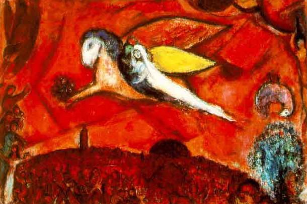 Марк Шагал, Песнь Песней, музей в Ницце