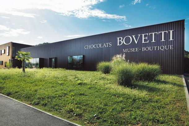 Музей шоколада Боветти