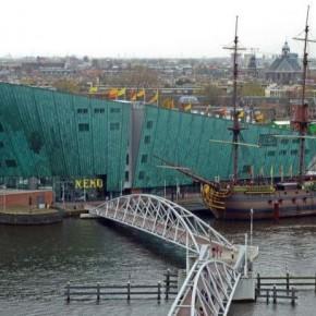 Немо – музей современной науки в Амстердаме