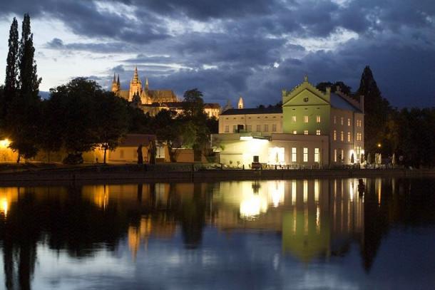 Остров Кампа, Прага, Чехия