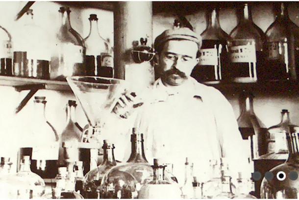 Молинар, процесс создания уникальных ароматов