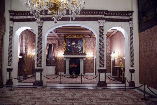 Комната в дворце