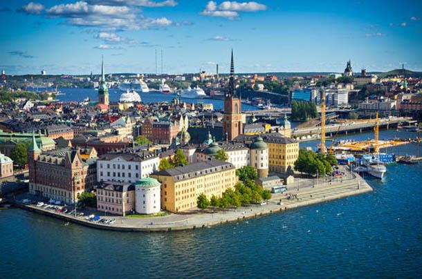 конкурс о Швеции