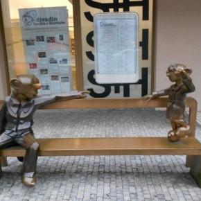 Театр Спейбла и Гурвинека в Праге