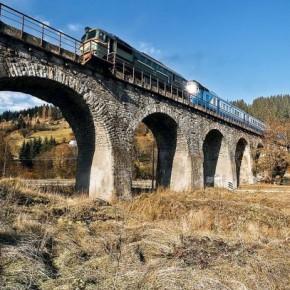 Старый австрийский мост в Ворохте