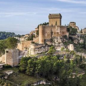 Замок Аларкон в Испании