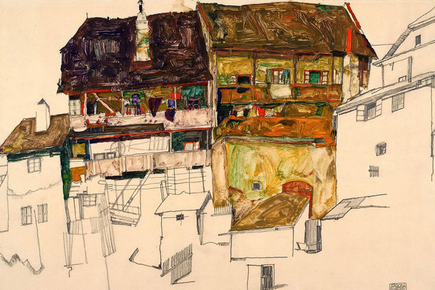 Арт-центр Эгона Шиле (Egon Schiele Art Centrum)