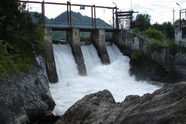 Чемальская гидроэлектростанция, Россия