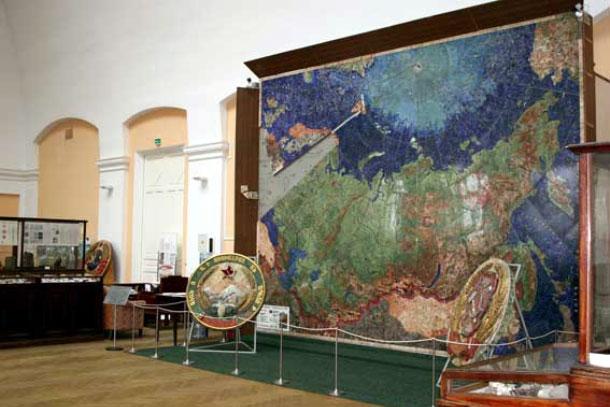 Геологоразведочный музей Санкт-петербурга