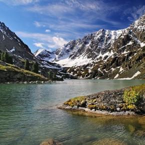 Куйгукские озера на Алтае