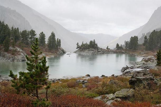 Нижнее Куйгукское озеро
