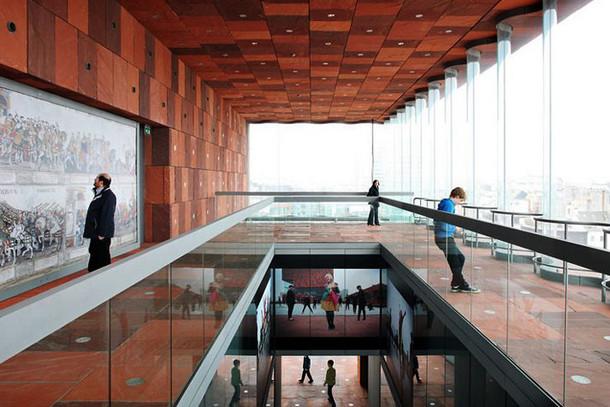 MAS музей, Антверпен, Бельгия