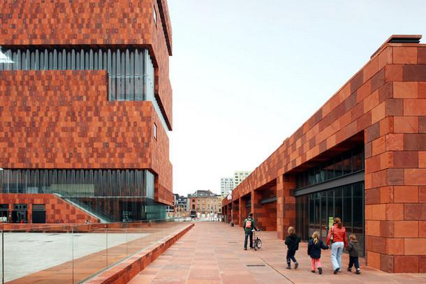 MAS – музей, Антверпен