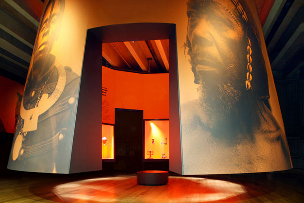 MAS музей, Бельгия, Европа