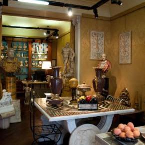 Рим — магазины подарков ручной работы