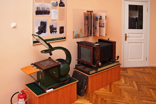 Музей путей сообщения экспозиция