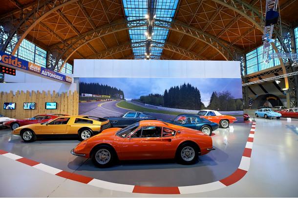 Музей Автомир (Autoworld), Брюссель