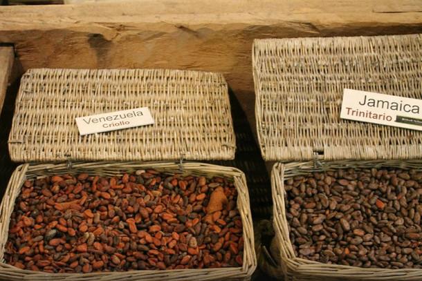 Музей какао и шоколада, Брюссель, Бельгия