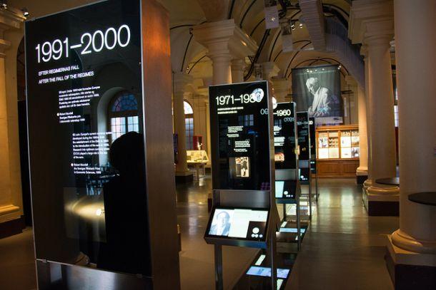 Внутри музея