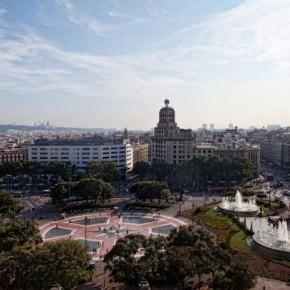 Площадь Каталонии – сердце прекрасной Барселоны