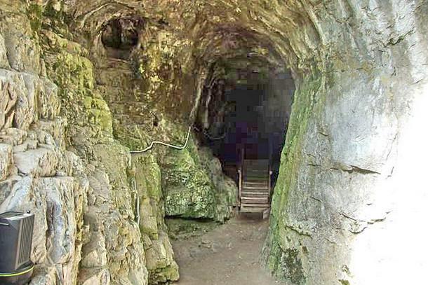Тавдинские пещеры, Алтай