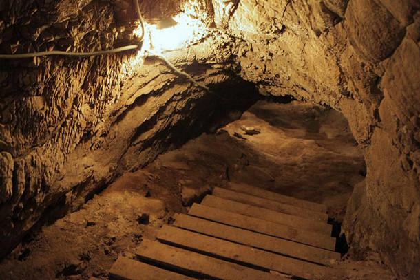 Талдинские пещеры на Алтае