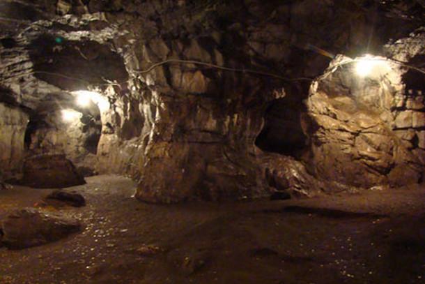 Талдинские пещеры, горный Алтай