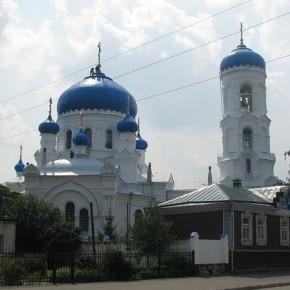 Успенский кафедральный собор в Бийске