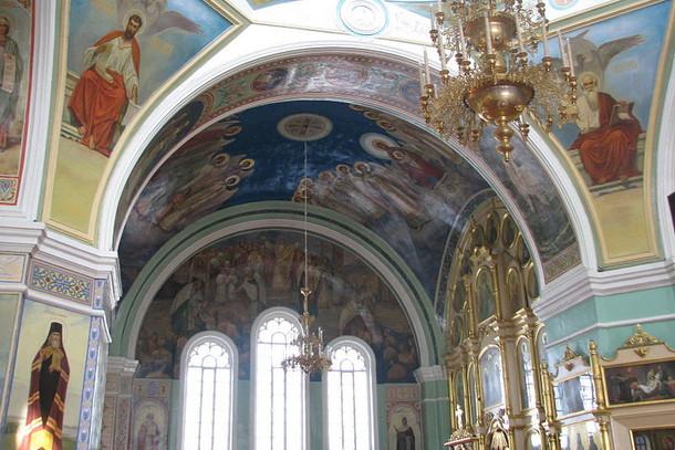 Успенский кафедральный собор, город Бийск