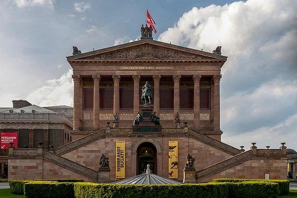 Старая национальная галерея (Alte Nationalgalerie)