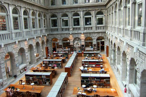 Библиотека Марчиана, Венеция, Италия
