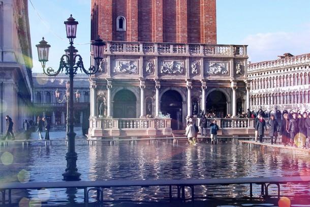 Национальная библиотека святого Марка, Венеция, Италия