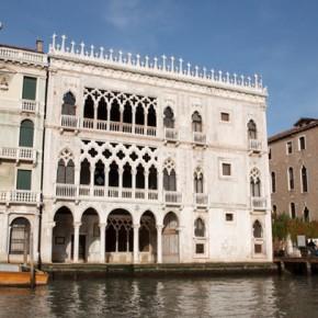 Дворец Ка' д'Оро в Венеции