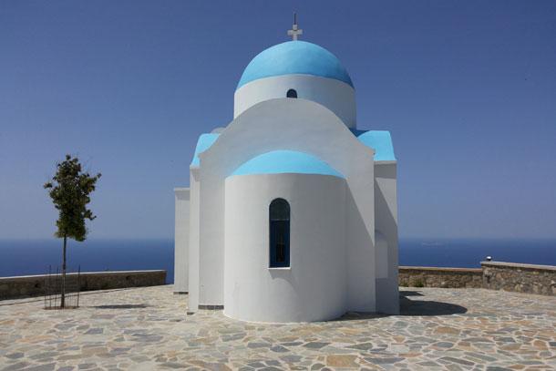 Греция, остров Нисирос