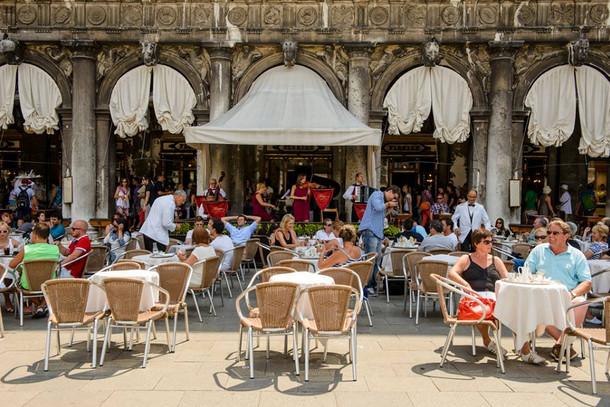 Кафе Флориан, Венеция, Италия