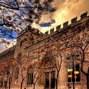 Лонха-де-ла-Седа – шелковая биржа Валенсии