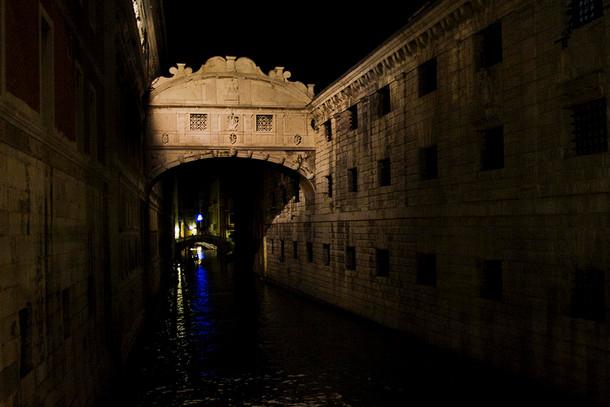 Мост вздохов, Венеция, Италия