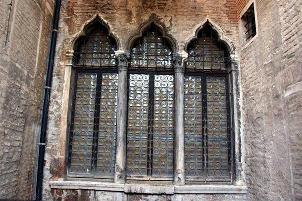 Палаццо Фортуни в Венеции (Италия)