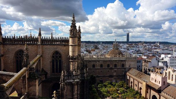 Кафедральный собор в Севилье, Испания
