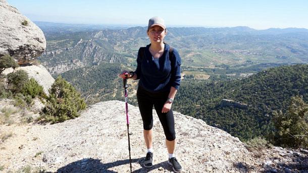 Гора Монсанто, Таррагона, Испания.