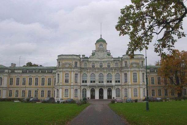 Дворец вел. кн. Николая Николаевича