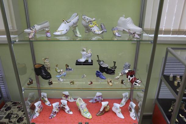 Галерея туфельки в Перми